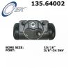 CYLINDEREK HAMULCOWY LEWY 135.64002 CENTRIC PARTS (Bronco, Wagoneer, Continantal, Mark III, Cougar)