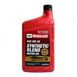 OLEJ SILNIKOWY 5W30 MOTORCRAFT 1QT (Chrysler, Plymouth, Jeep, Dodge, Lancia, Fiat, RAM)