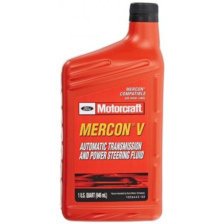 OLEJ AUTOMATYCZNEJ SKRZYNI BIEGÓW MERCON V V2 MOTORCRAFT (Lincoln, Mercury, Ford)