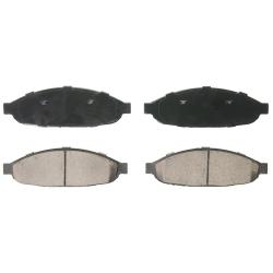 KLOCKI HAMULCOWE PRZÓD D997 CENTRIC PREMIUM Ceramic (CHRYSLER Pacifica 2004-2008)