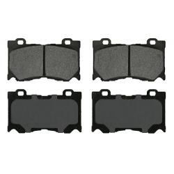 KLOCKI HAMULCOWE PRZÓD D1346 WAGNER METALLIC (INFINITI FX50, QX70)