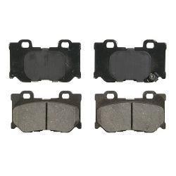 KLOCKI HAMULCOWE TYŁ D1347 WAGNER CERAMIC (INFINITI FX50, G37, M37, M56, Q50, Q60, Q70, Q70L, QX70, NISSAN 370Z)