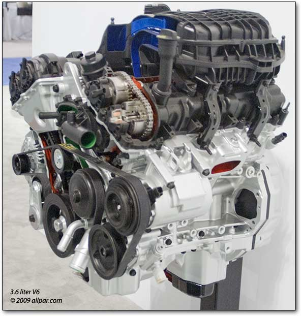 Chrysler 3 6 V6 Engine Diagram - Wiring Diagram Posts on