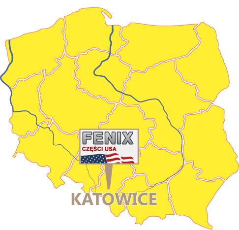 Części samochodowe Katowice