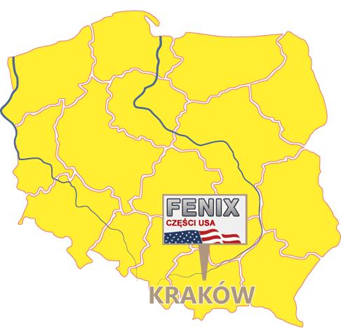 Czesci amerykanskie krakow