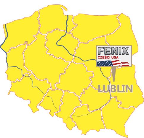 Czesci amerykanskie Lublin