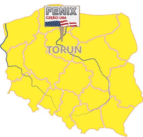 USA auta Torun
